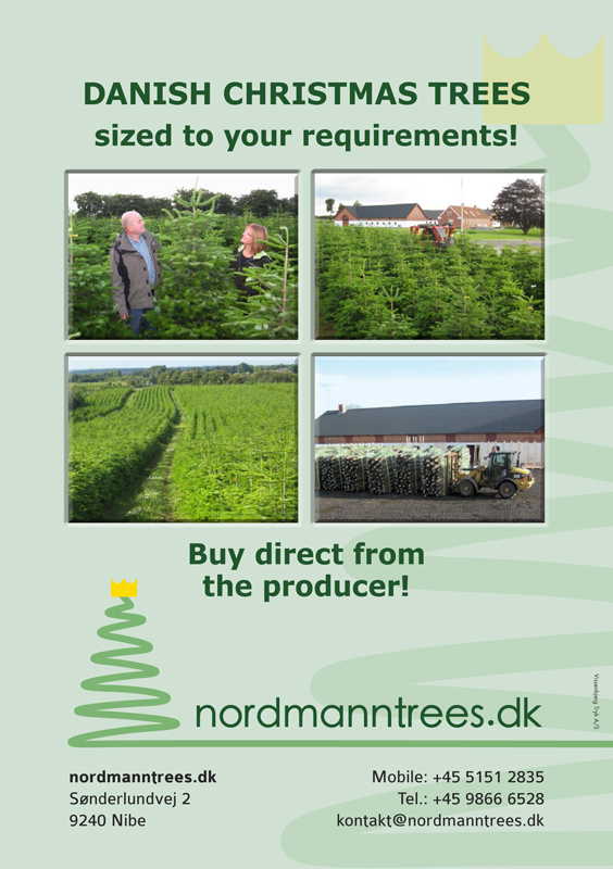 nordmanntrees A5 flyer