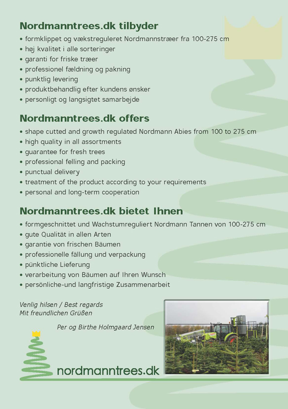 nordmanntrees A5 flyer Page 2
